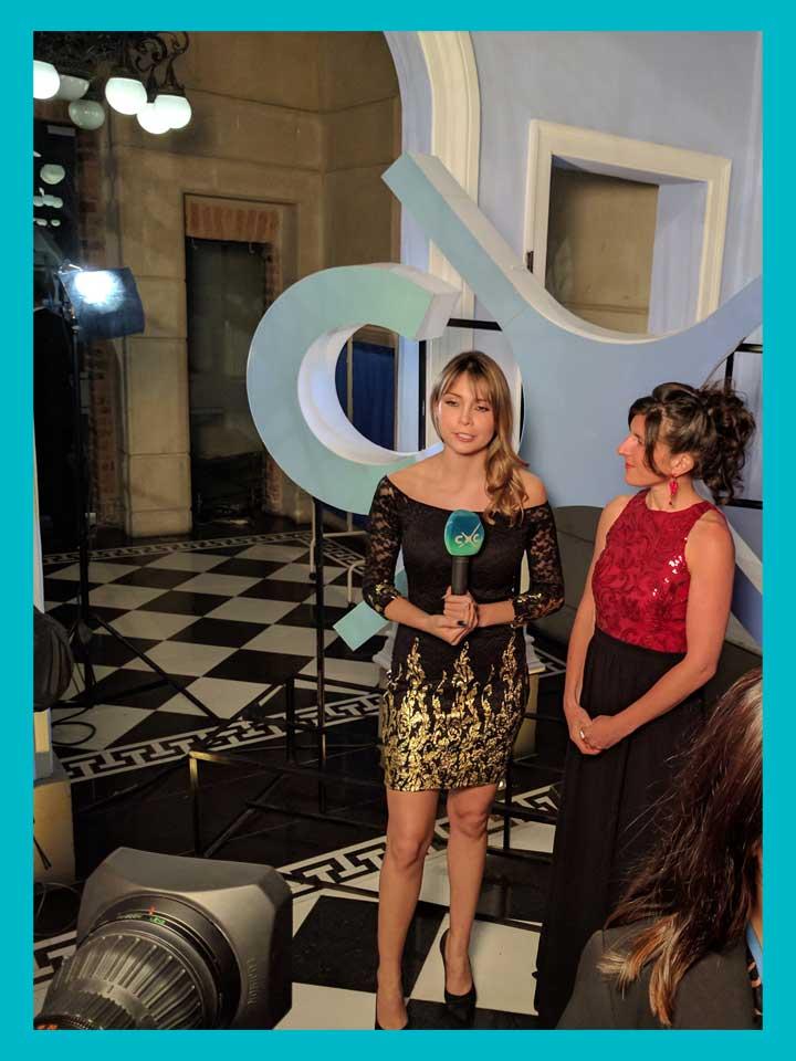 Entrevista Canal Capital Premios Macondo - nominación[on a Mejor Documental Colombiano, Colombia