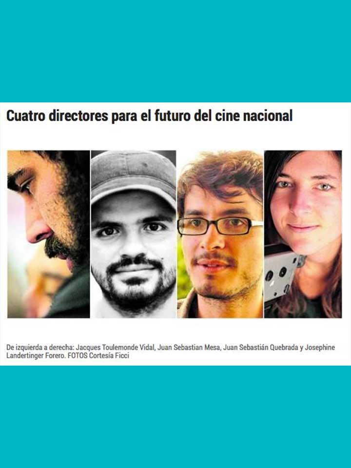 Artículo en El Colombiano