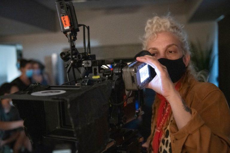 Sabrina Farji lucha por la equidad en el cine dentro y fuera del set
