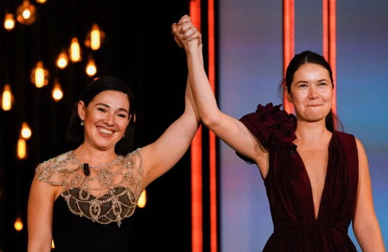 Las mujeres cineastas triunfan en Festival Internacional de Cine de San Sebastián